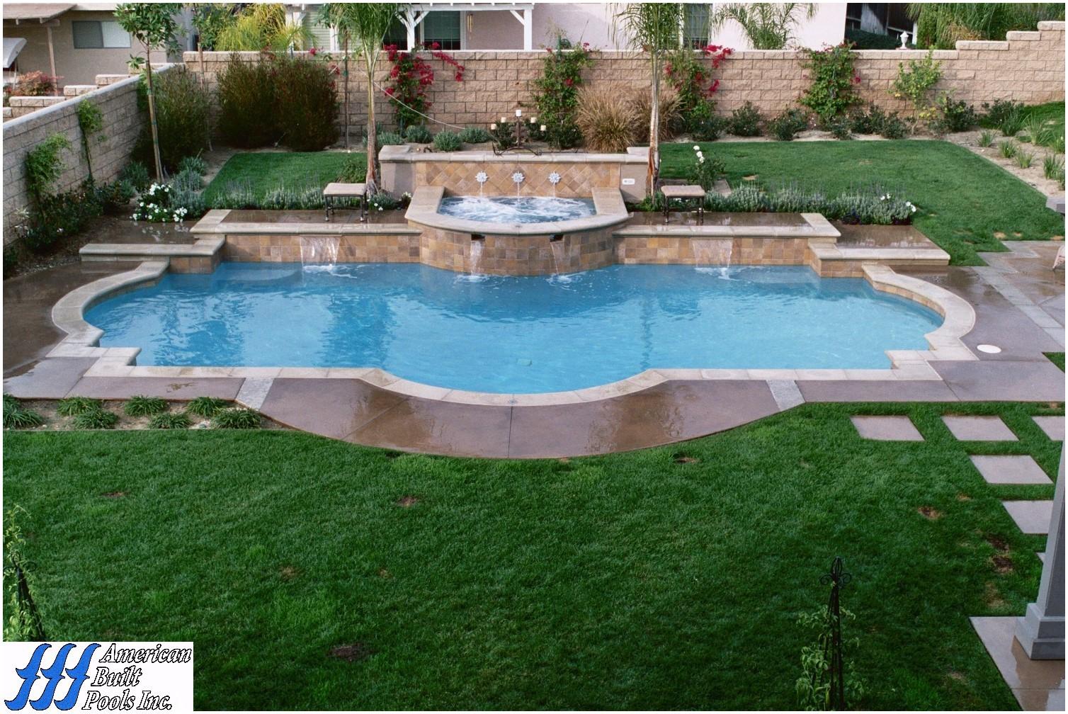 Roman Grecian American Built Pools